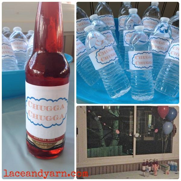 thomas party drinks